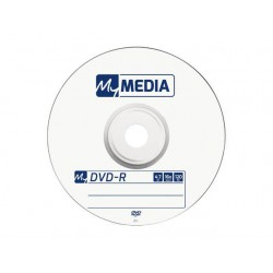 MY MEDIA DVD-R 4.7GB WRAP...