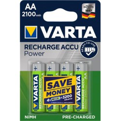 Zestaw akumulatorków AA...