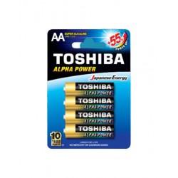 Baterie alkaliczne Toshiba...