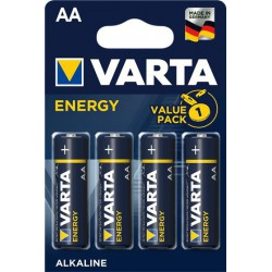 Zestaw baterii alkaliczne...