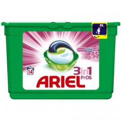 ARIEL 14szt Touch of Lenor...
