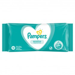 Zestaw chusteczek Pampers...