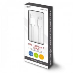 Kabel SAVIO CL-126 (USB...