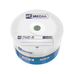 MY MEDIA DVD-R 4.7GB X16...
