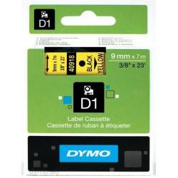 Taśma DYMO D1- 9mm x 7m...