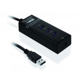 Hub IBOX USB 3.0 CZARNY...