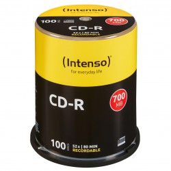 Płyta CD INTENSO 1001126...